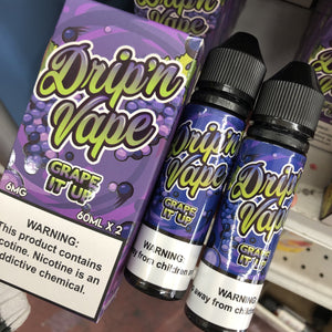 Drip'n Vape - Vape Juice Grape It Up For Sale
