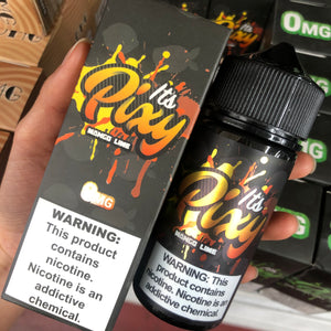 It's Pixy - Vape Juice Mango Lime For Sale