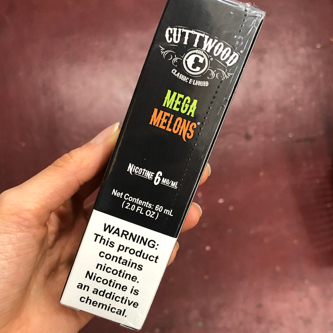 Cuttwood - Vape Juice Mega Melons For Sale