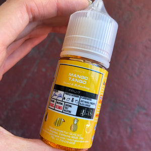 Glas - Vape Juice Nic Salt Nicotine Mango Tango For Sale