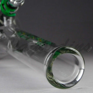 Illadelph Glass - Short Beaker Water Pipe Digi Camo