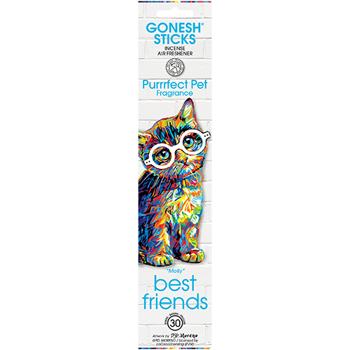 Gonesh - Incense Best Friends Purrrfect Pet Molly for sale