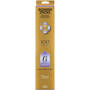 Gonesh - Incense Classic Collection No. 6 Ancient Times 100-pack for sale