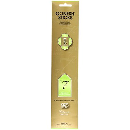 Gonesh - Incense Classic Collection No. 7 Earthly Wonders for sale