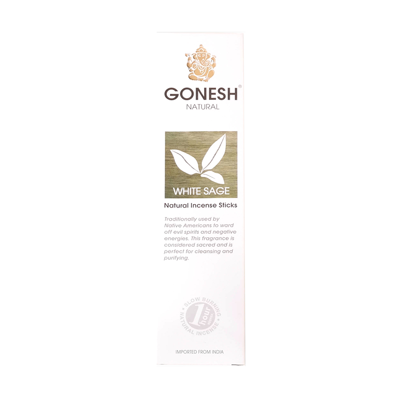 Gonesh - Incense Natural White Sage for sale