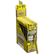 Load image into Gallery viewer, Jackpot Cigars - Blunt Wrap Cigar Cigarillos White Grape For Sale
