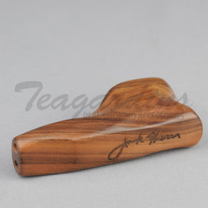 Jack Herer - Wood Hand Pipe 4 inch