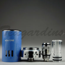 Load image into Gallery viewer, Joyetech eGo ONE Starter Kit 2200 mAh - Skyblue
