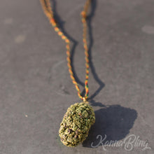 Load image into Gallery viewer, KannaBling - Adjustable Rope Necklace Hybrid