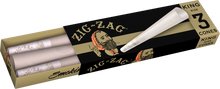 Load image into Gallery viewer, Zig Zag - Pre-Rolled King Size Paper Cones