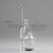 Load image into Gallery viewer, Labworx Glass-90 Degrees Skillet for Concentrates  Domeless, Tools, Dabbers, Dome, Oil Rigs, Titanium Nails, Quartz
