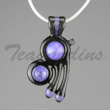 Load image into Gallery viewer, Lion Glass - Space Case Pendant