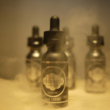 Load image into Gallery viewer, Lost Fog E-Juice - Baie Creme (Passion Fruit Berries Cream)