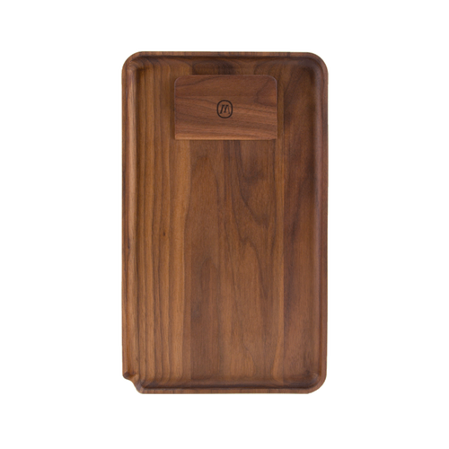 Marley Natural - Rolling Tray American Black Walnut