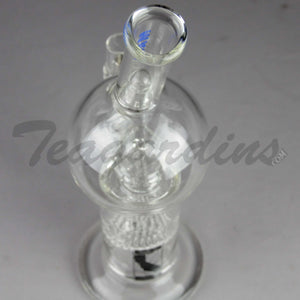 Mav Glass - Stemless Water Pipe With HD to Mini UFO Percolator