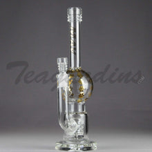 Load image into Gallery viewer, Mav Glass - Stemless Water Pipe With Shower Head Percolator