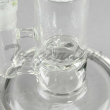 Load image into Gallery viewer, Mav Glass - Stemless Waterpipe With Turbine to Double UFO to Double UFO Percolator