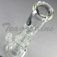 Load image into Gallery viewer, Mav Glass - Stemless Waterpipe With UFO to UFO Chamber Percolator