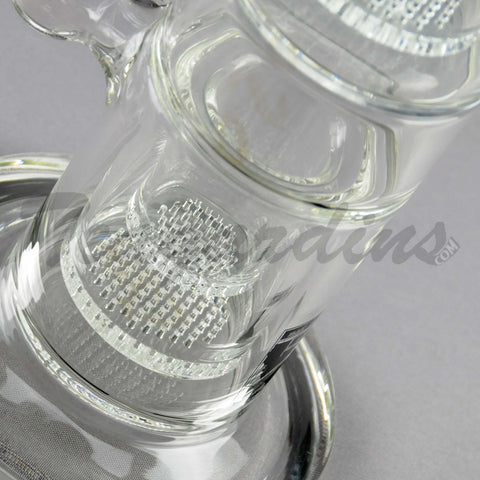 Mav Glass - Stemless Water Pipe with Double Nested HD to Cup HD Percolator