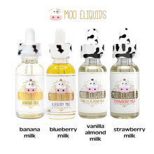 Load image into Gallery viewer, Moo ELiquid - Blueberry Milk Best Cheap Price