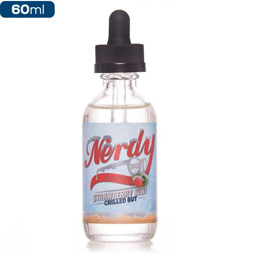 Nerdy E-Liquid - Strawberry Kiwi Chilled Out
