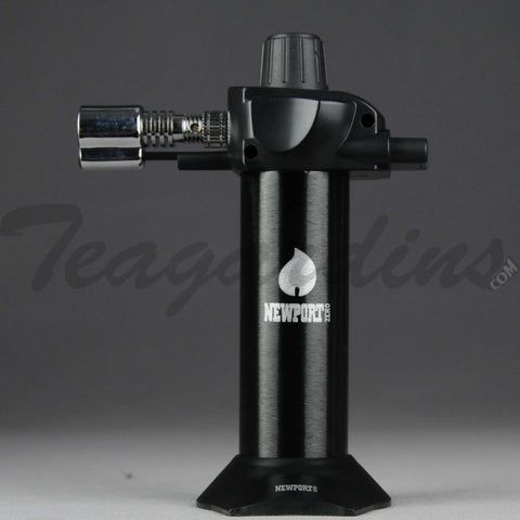 "Newport Torch - 5.5"" Mini Torch Black"