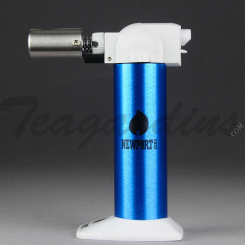 Newport Torch - Adjustable Butane Blue Torch Color Series 6