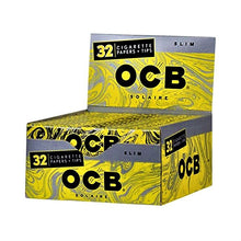 Load image into Gallery viewer, OCB - Rolling Paper Solaire Slim + Tips