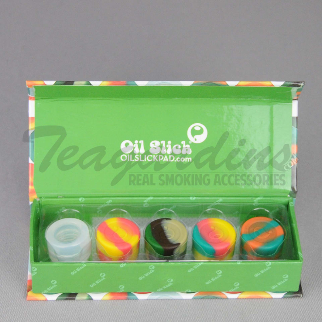 Oil Slick Stack Micro 5pk Box Concentrate Tools