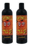 Orange Chronic - Water Bong Glass Pipe Cleaning Solution - Orange 710 - 12oz For Sale