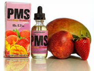 PMS Eliquid - Peach Mango Strawberry Vape Juice | E Cig Liquid | Vapor | Ejuice | Vapor
