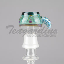 Load image into Gallery viewer, Pyro glass garden domes,Concentrate Tools,Dabbers, Domes,Oil Rigs, Titanium Nails,Quartz Nails