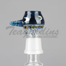 Load image into Gallery viewer, Pyro glass moon domes,Concentrate Tools,Dabbers, Domes,Oil Rigs, Titanium Nails,Quartz Nails