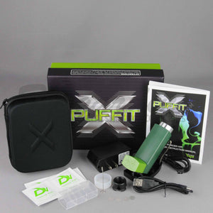 Puff it X Handheld Dry Herb Best Vaporizer