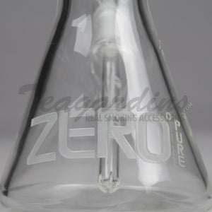 Introducing the Pure Glass Zero Coil Scientific Pipes Water Bongs get it at Teagardins.com