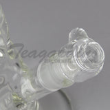 Pure Glass - Mini Goliath Straight Water Pipe