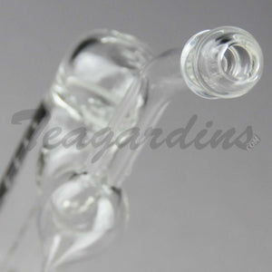 "Purr Glass - Replacement Oil Rig Bubbler Only Purr Glass - All in One Kit Replacement - Showercap Downstem 5"" Bubbler Dab Rig ONLYPurr Glass - All in One Kit Replacement - Showerhead Downstem 5"" Bubbler Dab Rig ONLY"