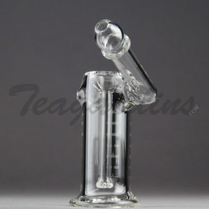 Purr Glass - Full Sidecar Bubbler