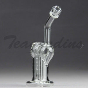 Best Hand Pipe Purr Glass - Pocket Sherlock Clear for sale