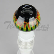 Load image into Gallery viewer, Pyro Glass - Worked 18mm Dome Concentrate Accessories