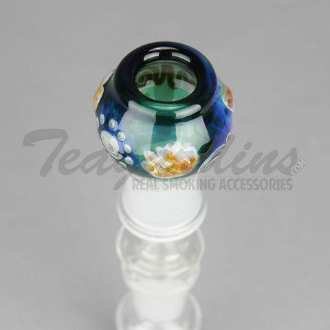 Pyro Glass - Worked 18mm Dome