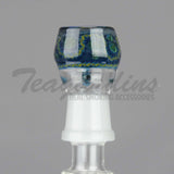 Pyro Glass - Worked 18mm Dome Concentrate Accessories