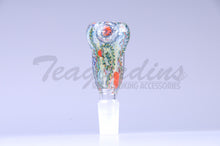 Load image into Gallery viewer, Pyro Glass on Glass 14mm Bowl Smoking for sale