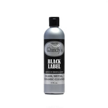 Load image into Gallery viewer, Randys x Illadelph - Water Pipe Cleaning Solution - Black Label - 12oz
