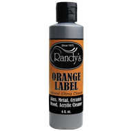 Randys - Water Pipe Cleaning Solution - Orange Label - Soaker - 12oz