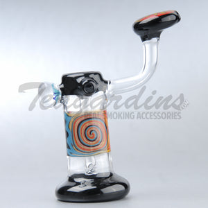 Sherlock Glass water bubbler pipe for sale