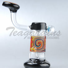 Load image into Gallery viewer, Sherlock Glass water bubbler pipe for sale