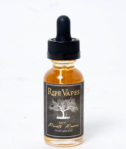 Ripe Vapes - VCT Private Reserve (Vanilla, Custard, Tobacco)