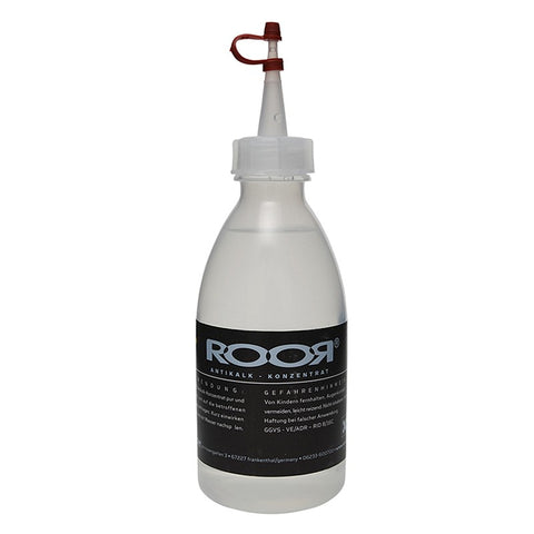 Roor - Water Pipe Cleaning Solution - Anti Lime Solution - 250ml