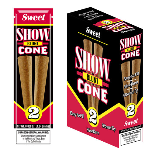 Show Cone - Blunt Wraps Sweet For Sale
